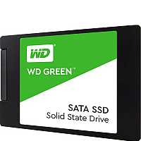 Купить SSD диск Western Digital, Green 240GB (WDS240G2G0A), Китай